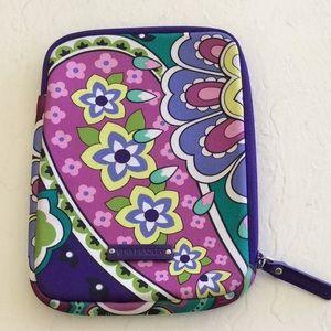 Vera Bradley Floral IPad mini case Purple